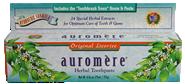 Auromere Original Licorice Toothpaste