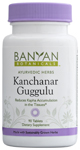 Kanchanar Guggulu:  Ayurvedic Herbal Formula for Digestion and Lymph Support